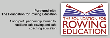Foundation for Rowing Education logo